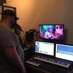 Recording studio and band rehearsal space in Pretoria