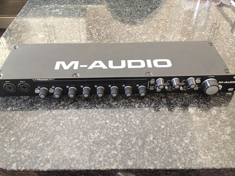 m-audio eight