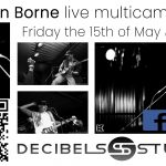 Donovan Borne to perform multi-cam live concert on Friday 15 May 2020 @ 15:00!